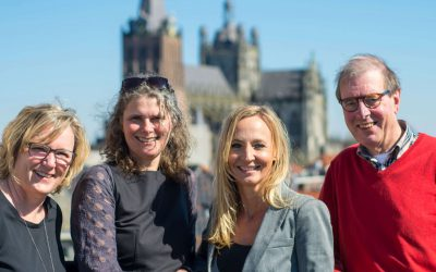 Het team van VOLOP Den Bosch