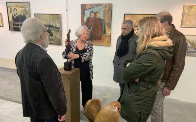 G…MHK biedt andere kunstenaars podium als gastexposant