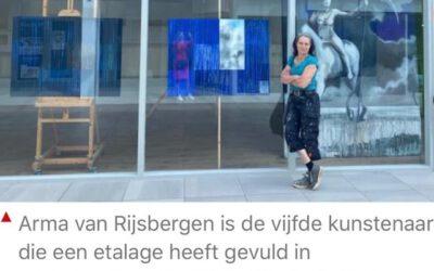 Leuk artikel in Brabants en Algemeen Dagblad
