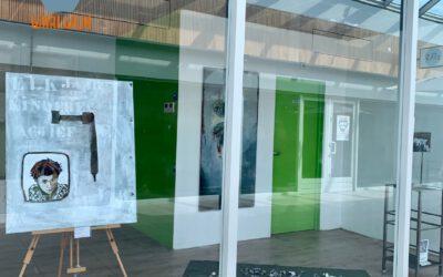 Kunst in de Els Waalwijk.